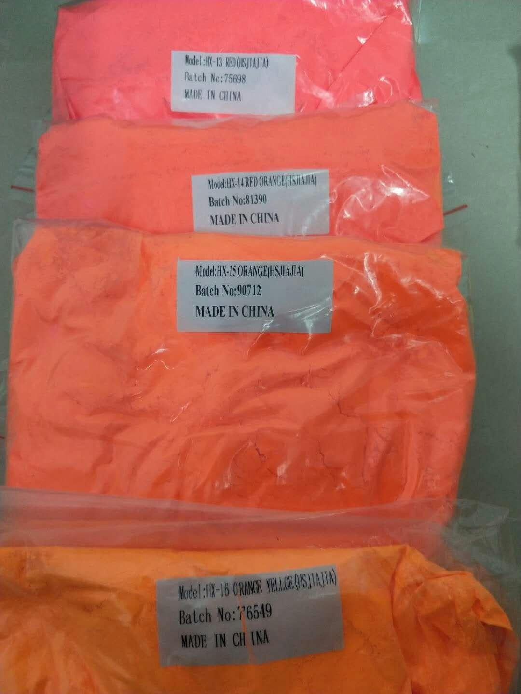 Bột màu dùng trong tạo xốp nhựa EVA