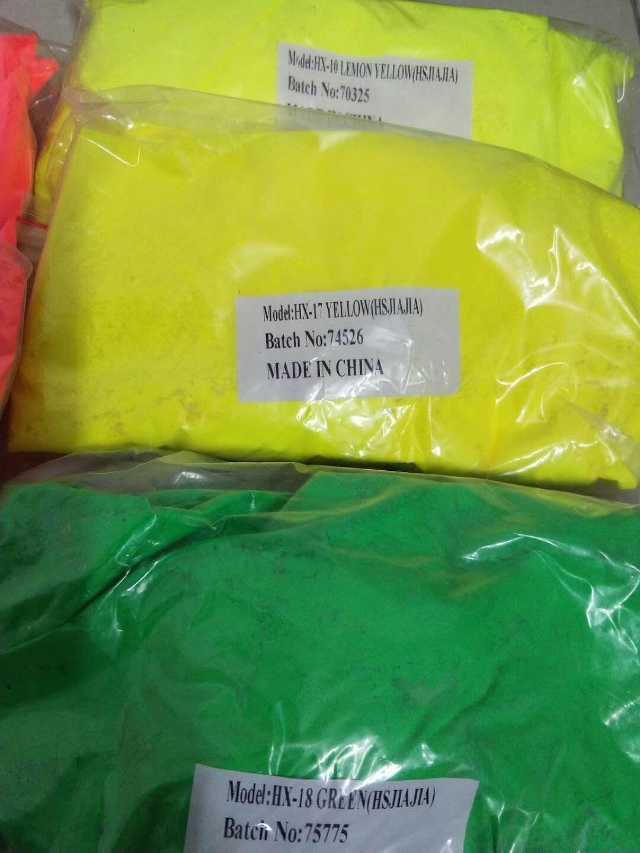 Bột màu dùng trong sản xuất cao su
